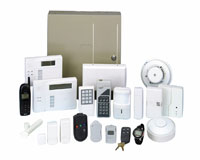 Typical Alarm System Equipment
